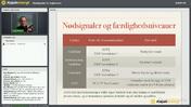 Webinar - Nødsignaler for Kajakroere
