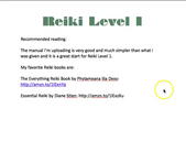 Reiki 1 Video 12 recommended reading.mp4