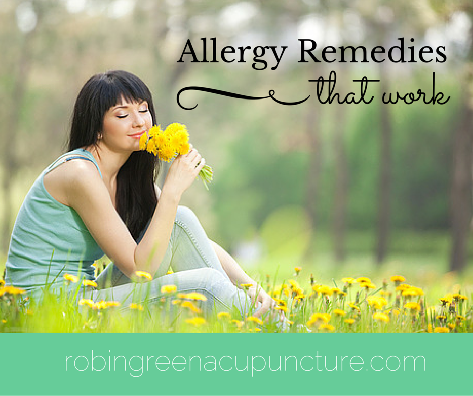 Our Favorite Allergy Remedies