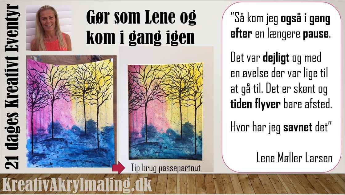 21 Dage - Dag 3 Lene Møller.JPG