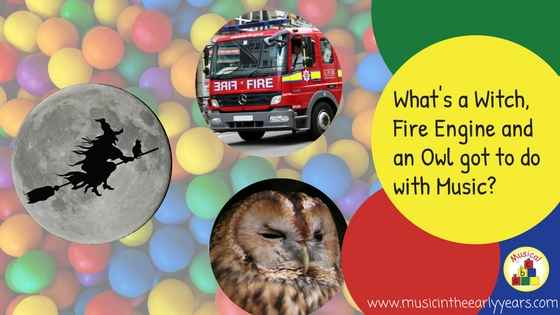 What's a witch, fire engine and owl got to do with music- (1)