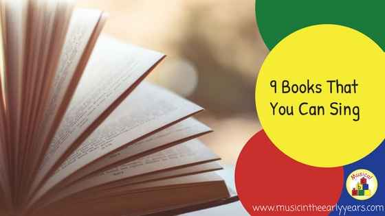 9 Books That You Can Sing