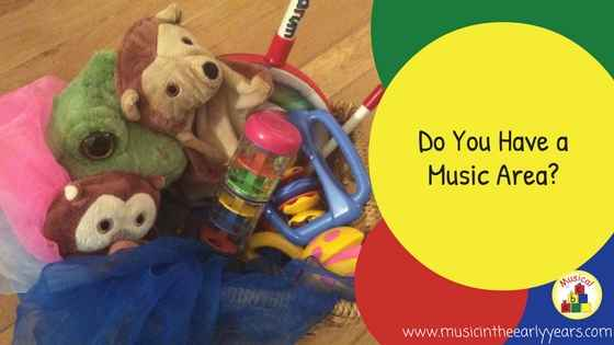 Do You Have a Music Area-