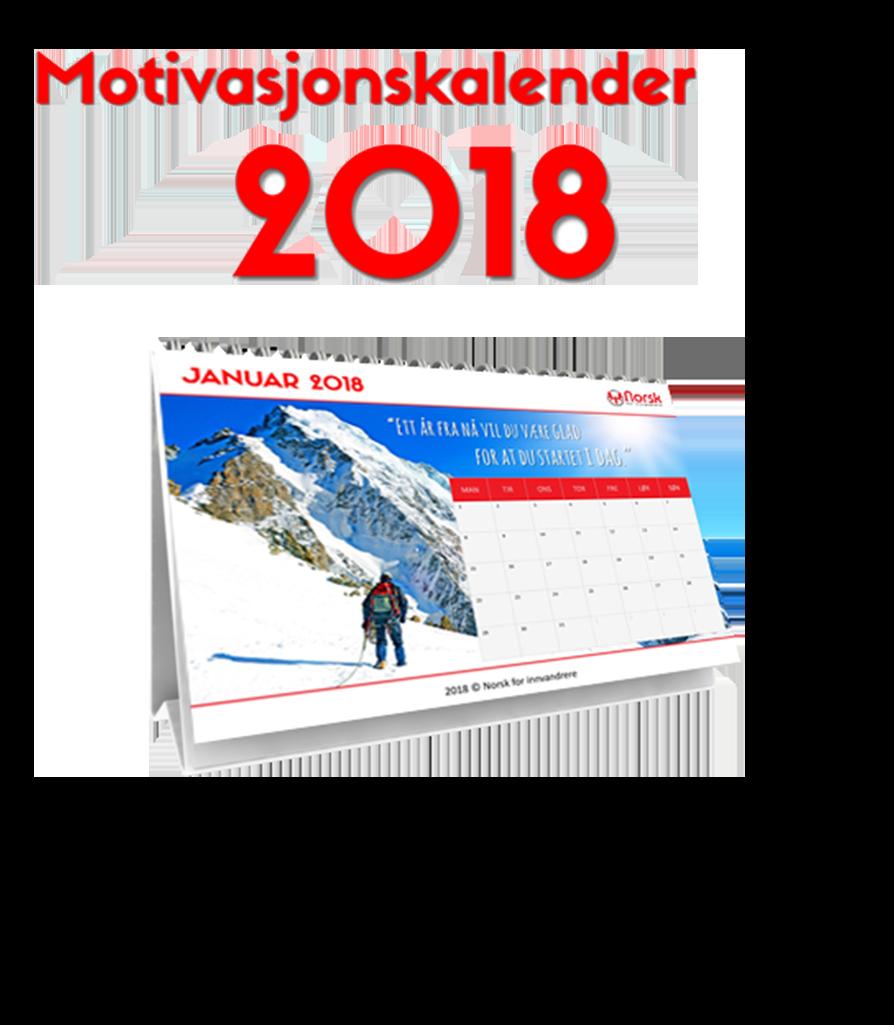 NFI-NO - 00 - BILDE - motivasjonskalender 2018