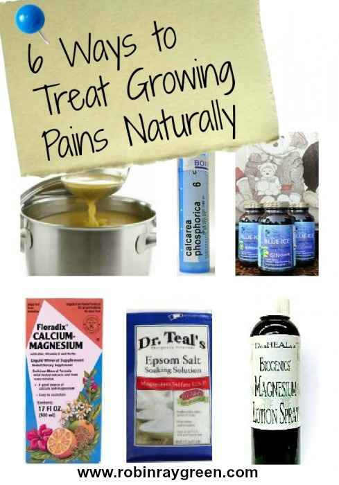 6-Ways-to-Treat-Growing-Pains-Naturally