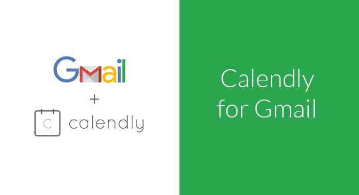 Calendly for Gmail