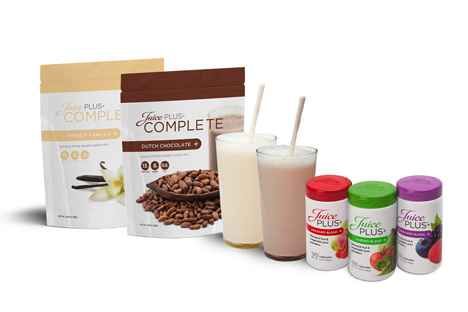 shakes and capsules