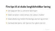 Kajakenergi - Instruktørens Værktøjskasse 09 - Langtidsholdbar Læring.m4v