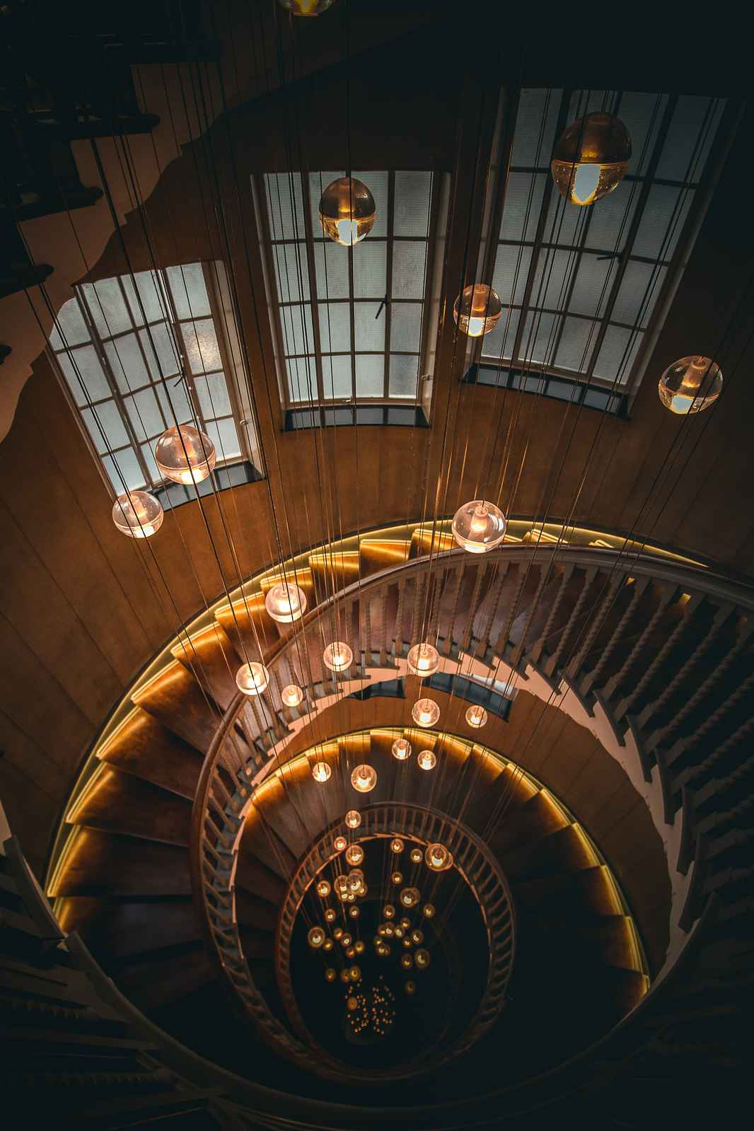 spirals straightlines lights stair.jpg