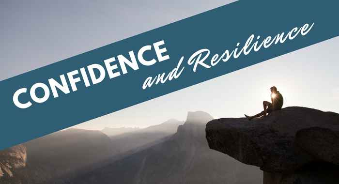 Confidence, Resilience, career change, career transition