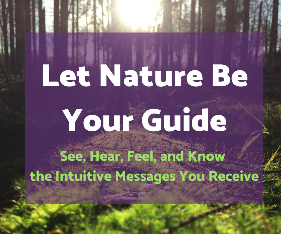 Let nature be your guide social media