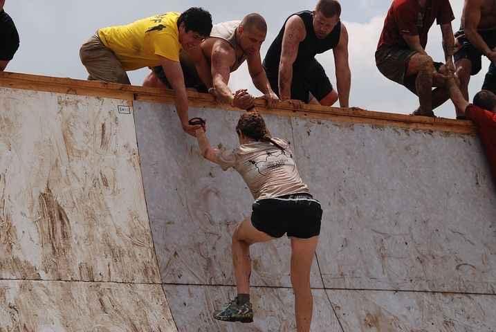 Image | Blog | Blank Image Girl Climbing Wall