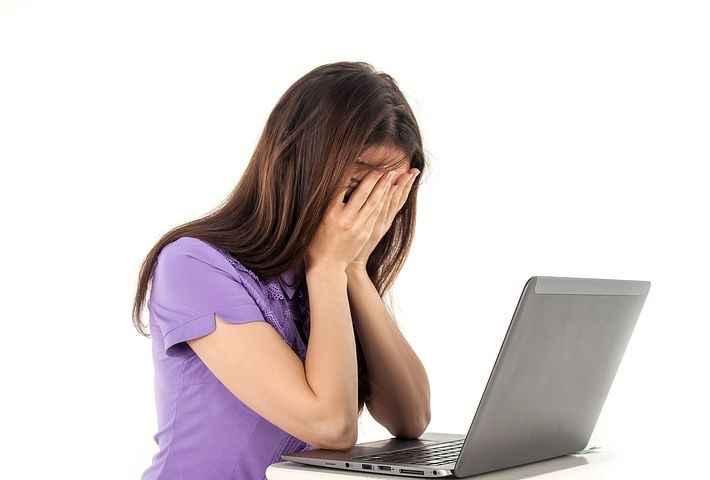Image | Blog | Blank Image Girl Hands on Face