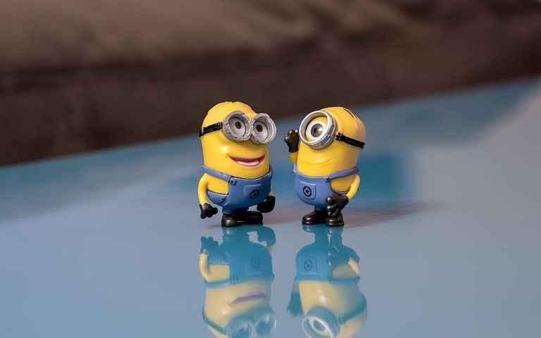 Image | Blog | Blank Image Of Minions