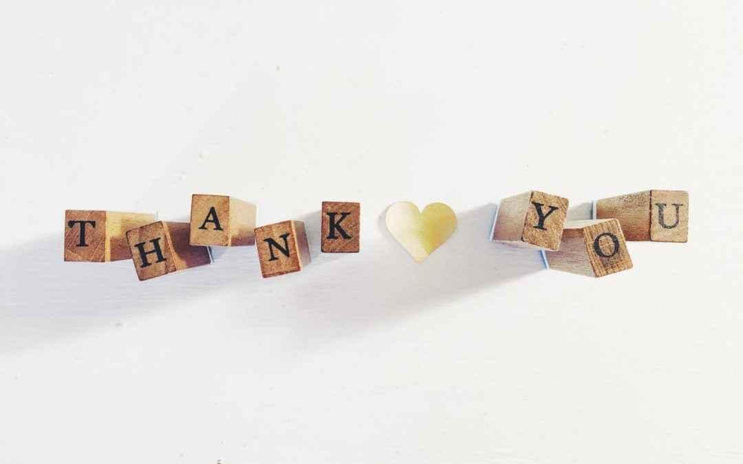 Image | Blog | Blank Image Thank You