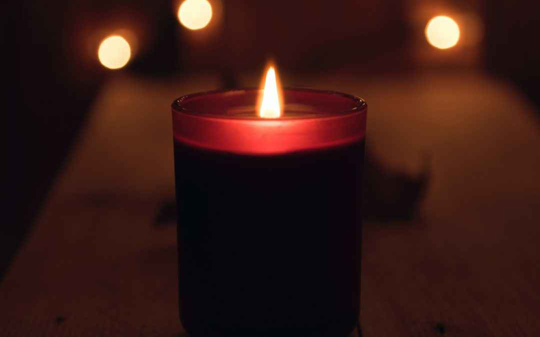 Image   Blog   Blank Image Candle Burning