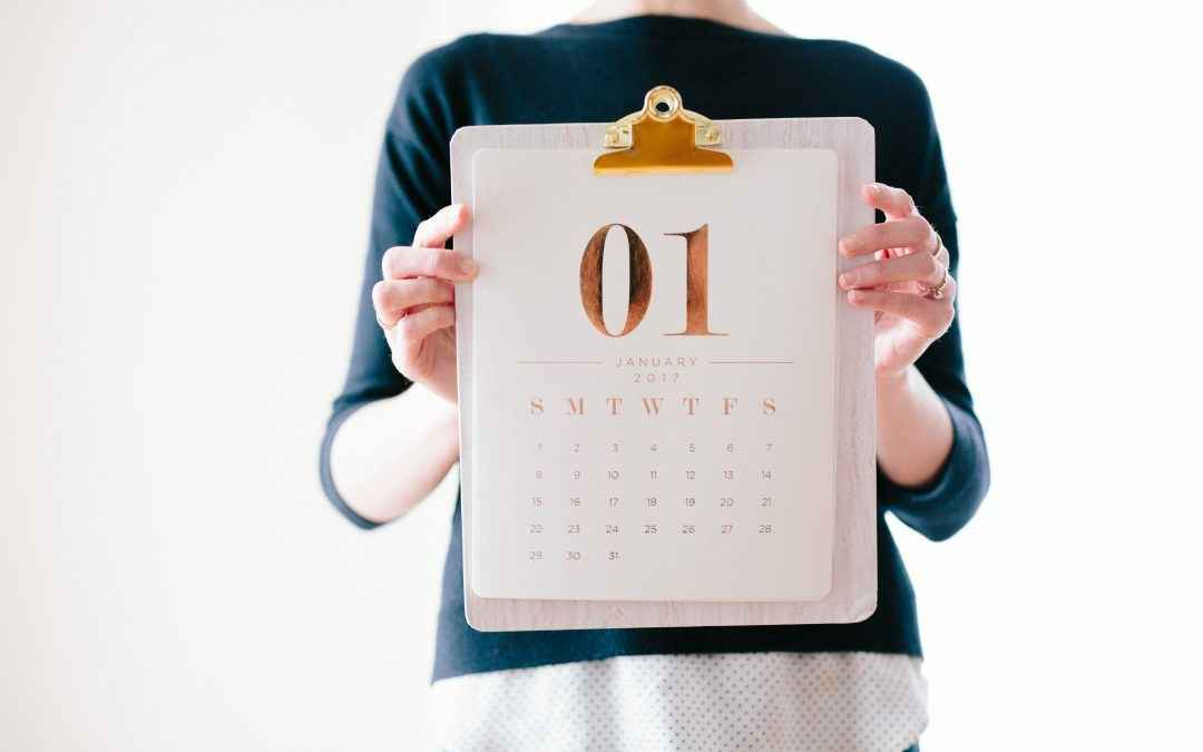 Image   Blog   Blank Image Woman Holding Jan 01 2017 Calendar