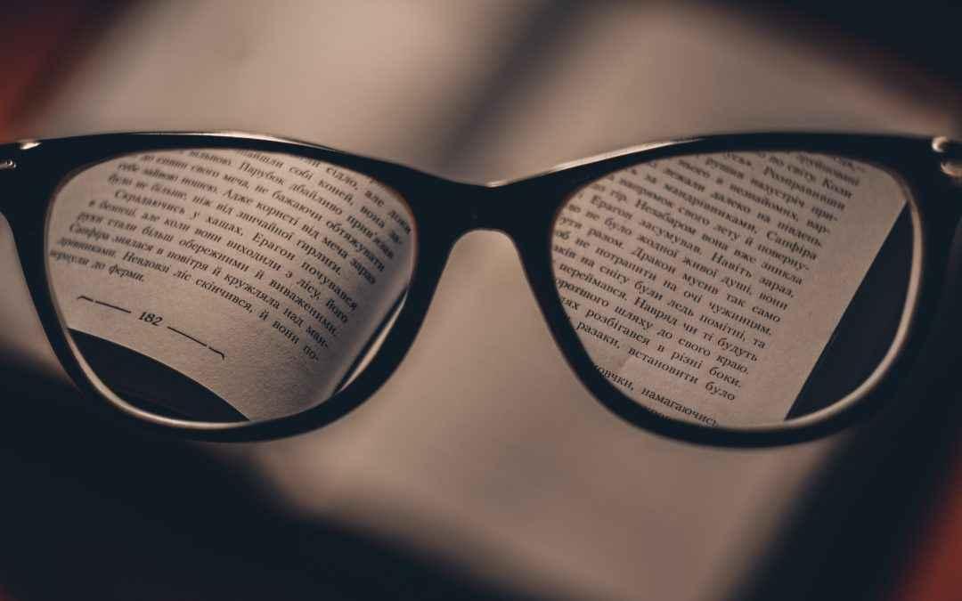 Image   Blog   Blank Image Glasses & Book