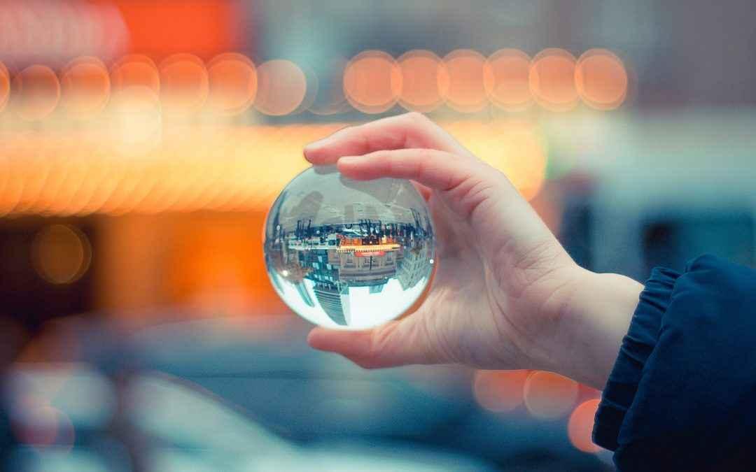 Image | Blog | Blank Image Hand Holding Crystal Ball