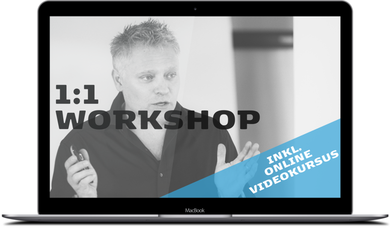 1:1 ONLINE WORKSHOP