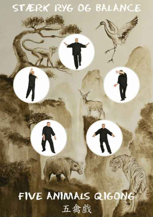 Five Animals Qigong