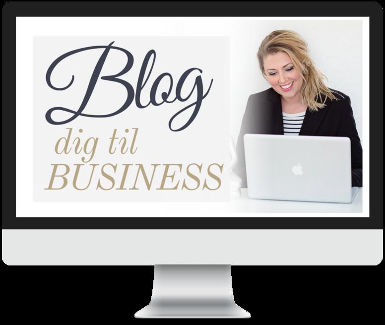 Blog Dig Til Business 2.1 - Direkte Adgang - LIFETIME Access