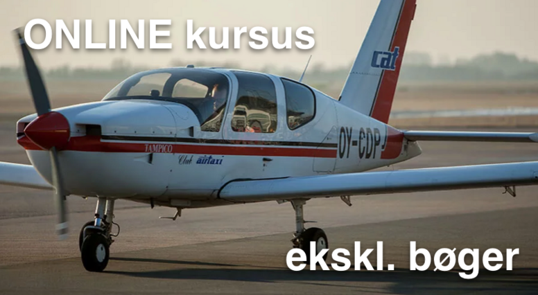 Privatflyvercertifikat fly