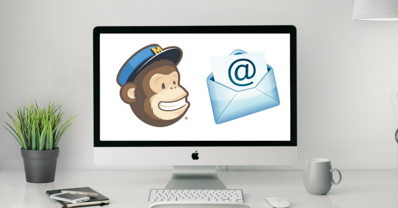 Markedsføring med email nyhedsbreve (Mailchimp)