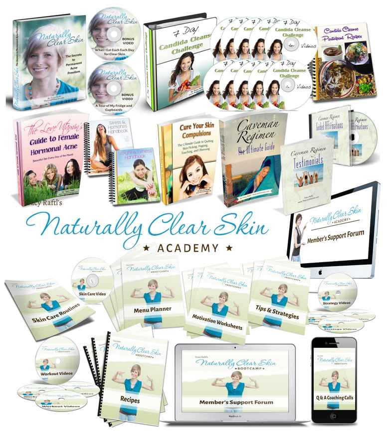 Naturally Clear Skin Academy