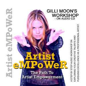 Artist eMPoWeR - the Path to Artist Empowerment Workshop - Audio & eBook Download