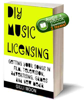 DIY Music Licensing - Audio Podcast and eBook