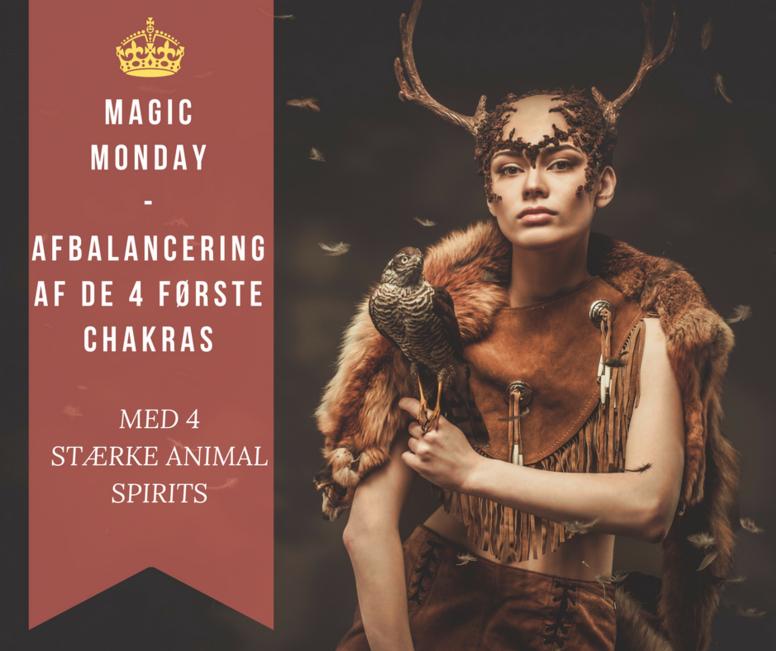 Magic Mondays Animal Spirit