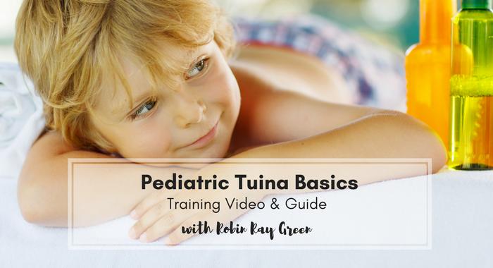Pediatric Tuina Basics