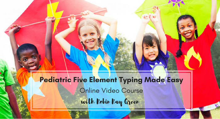 Pediatric Five Element Typing Made Easy