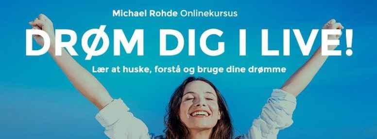 Drøm dig i live! Onlinekursus