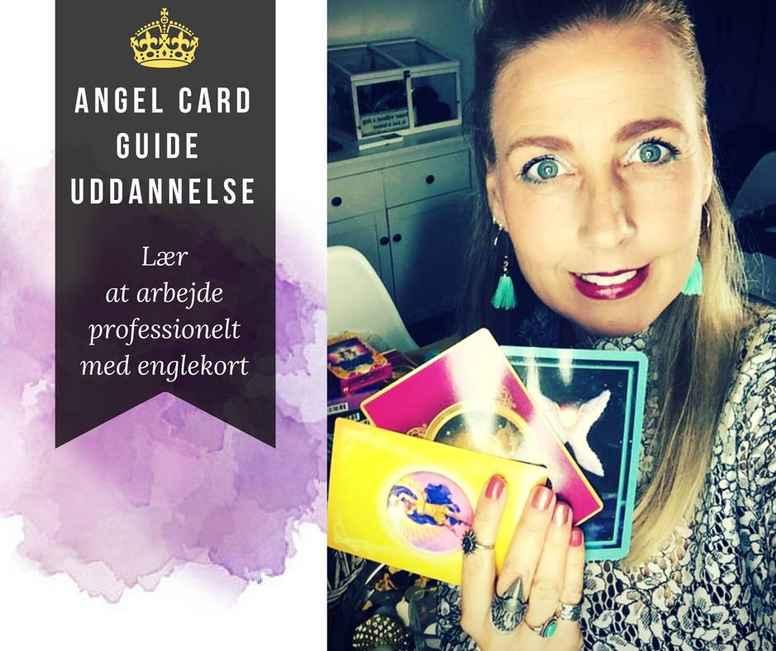 ANGEL CARD GUIDE