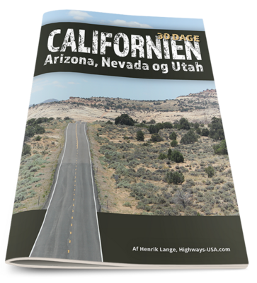Californien, Nevada, Utah & Arizona på 30 dage