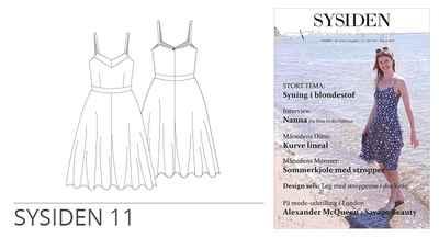 Sysiden No. 11 - Juli-August 2015
