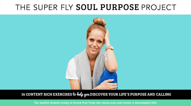 The Soul Purpose Project Self-Study Course