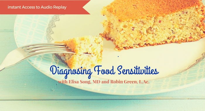 Food Sensitivities Replay