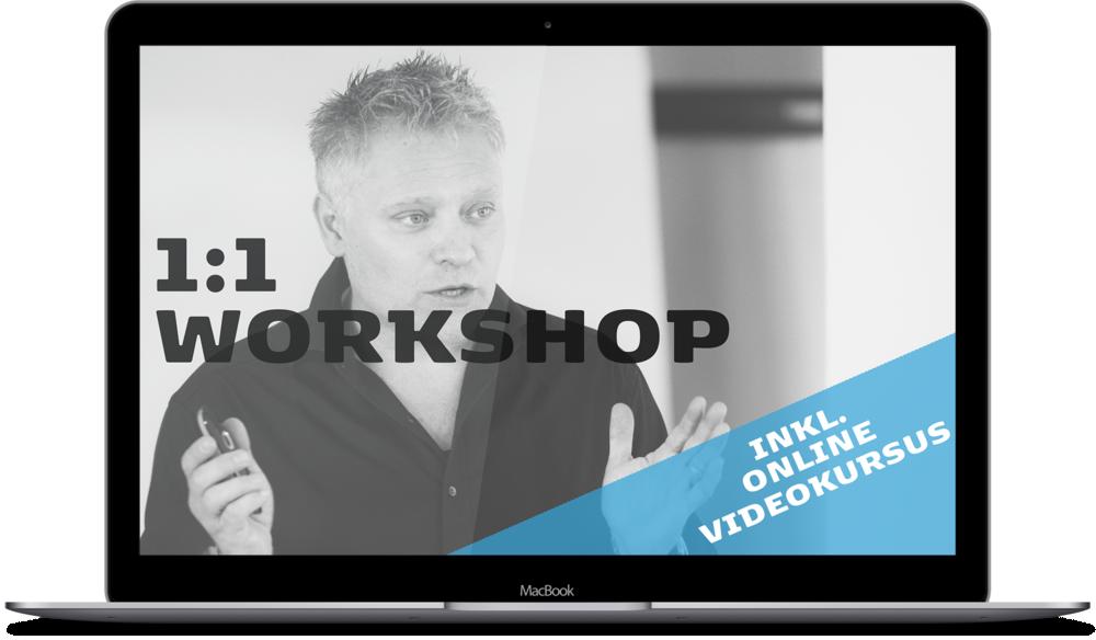 1:1 workshop