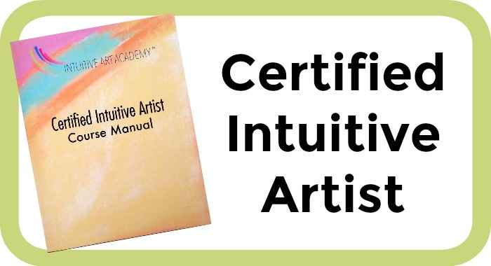 Certified Intuitive Artist™ Program Full