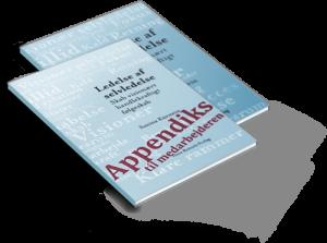 Bogsæt Ledelse af Selvledelse(hrf2014) + Appendiks til medarbejderen (hrf2014)