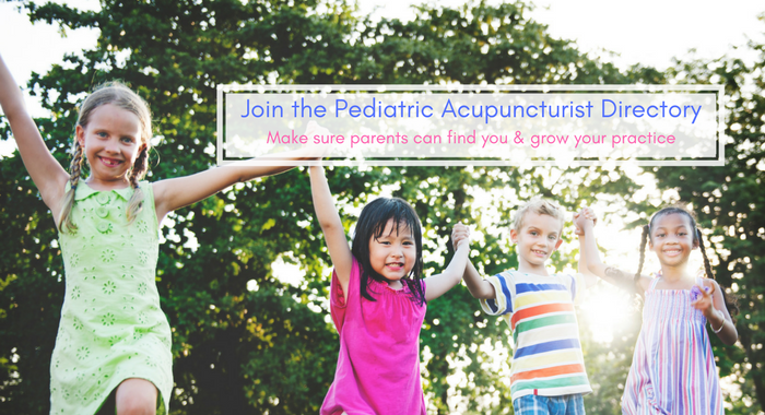Kids Love Acupuncture Directory -  Basic Listing