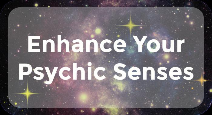 Enhance Your Senses