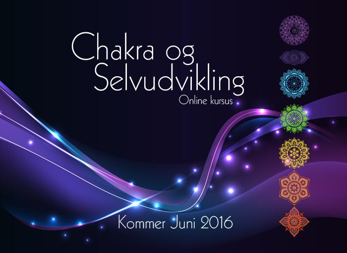 Chakra Og Selvudvikling