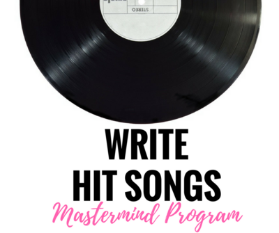 Write Hit Songs Mastermind
