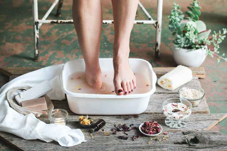 The Pleasure of Pampering: Sacred Sensual Self-Care for Women