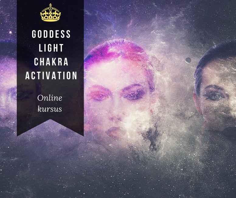 Goddess Light Activation