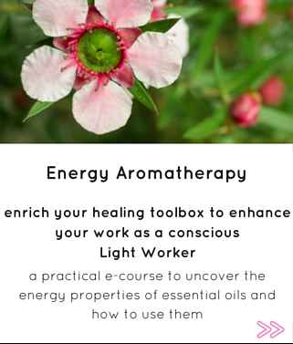 Energy Aromatherapy Course